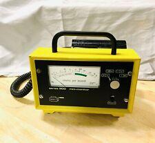 Morgan Series 900 Geiger Counter