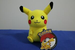 Official Authentic Pikachu Pokemon Doll