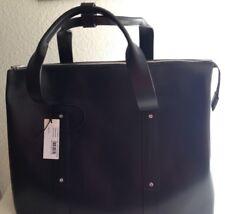 Porsche Design Travelbag Weekender Leder schwarz