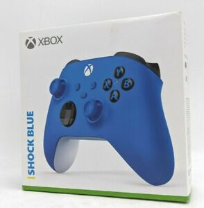 New Microsoft Wireless Controller for Xbox Series X/S - Shock Blue -NR3886