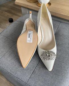 Jenny Packham Wedding Shoes 5 Embellished