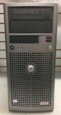 Dell PowerEdge 840 Server Tower Intel Xeon DC 2.13GHz CPU 4GB RAM 1TB HDD
