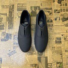 Huf Footwear Skate Shoes shoes Dylan Rieder Slip On Black-Black