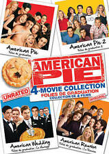 American Pie: Movie Collection - Unrated (DVD, 2014, 2-Disc Set, Canadian)