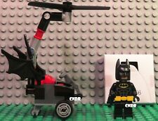 Lego The Batman Movie 70914 Minifigure & Whirly Bat Helicopter Batcopter *ONLY*