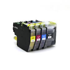 4PK Compatible Brother LC3029XXL PIGMENT Ink MFC-J5830DW MFC-J5930DW MFC-J6535DW