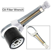 Car Auto Oil Filter Wrench Removal Tool Strap Adjustable Diameter 64mm To 100mm