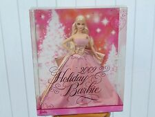 2009 HOLIDAY BARBIE COLLECTOR 50TH ANNIVERSARY NIB CHRISTMAS DOLL Limited Ed!