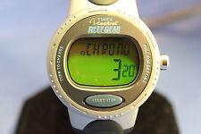 HARD TO FINE TMEX ICONTROL REEFGEAR WATCH /800/M7