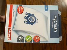 Miele HyClean Vacuum Cleaner Bag plus filter - one only