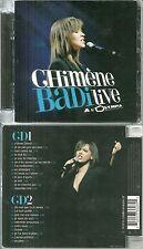 CHIMENE BADI EN CONCERT A L' OLYMPIA ( 2 CD ) / COMME NEUF