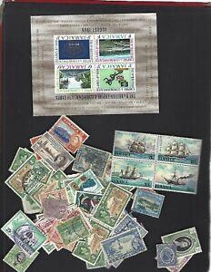 Jamaica sc#257a (1966) Souvenir Sheet MNH + Nice lot