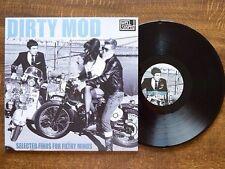 Dirty mod. LP. Well suspect Records. Garage Punk, Psych, Mod, Maximum r&b, new.