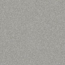 Rasch Plain Granite Marble Shimmer Effect Mid Grey Wallpaper 220018 Realistic
