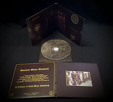 ANCIENT MEAT REVIVED - A Tribute To Cold Meat Industry  Mini-Gatefold Digipak CD