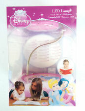 Lampada LED Princess Disney da tavolo portatile