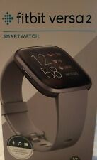Fitbit Versa 2 Activity Tracker - Stone/Mist Gray Fast Shipping