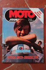 MOTO JOURNAL N°455 DUCATI 500 PANTAH APRILIA 125 MX HIRO OLIVIER CHEVALLIER 1980