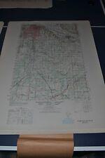 1940's Army Topo map (like USGS) Tacoma South Washington 1578 III Fort Lewis
