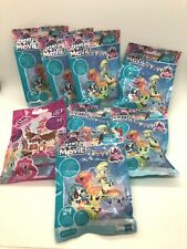 Lot of My Little Pony Mini Blind Bags Friendship is Magic - 8 bags