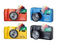 NEW HOLGA 35mm Compact Camera K200N / K200 N Colored with fisheye lens