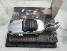 Voiture James Bond 007 BMW Z8 The world is not enough miniature 1/43eme