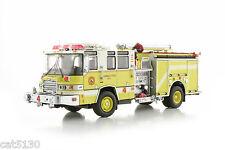 """Pierce Quantum Fire Engine Pumper """"HENRICO COUNTY #4"""" - 1/50 - TWH #081C-01177"""