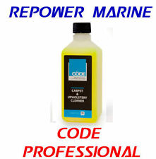 Marine Carpet & Upholstery Cleaner. Code Professional Products, Boat , Yacht