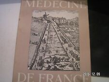 **z Médecine de France n°138 Cyrano / L'Institut de la Vie
