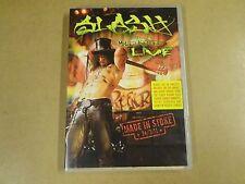 MUSIC DVD / SLASH LIVE - MADE IN STOKE - 24/7/11