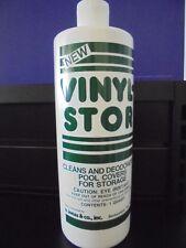 Vinyl Stor 32 oz. Pool Cover CLEANER DEODERIZER FOR STORAGE PREVENT STICKING