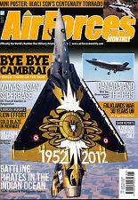 AIRFORCES MONTHLY 291 JUN 2012 Cambrai Tiger,F-35,Manas,Falklands 30,Slovenia AF