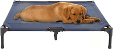 New listing Elevated Dog Bed – 36x29.75 Portable Bed for Pets with Non-Slip Feet – Dog Cot