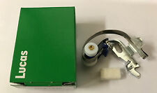 CLASSIC MINI BLUE CONTACT POINTS SET 59D 1980-92 DSB191 'GENUINE LUCAS NOS' 3Q2
