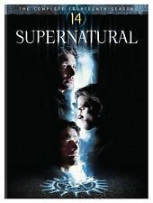 Supernatural - Season 14 (DVD, 2019, 5-Disc Set) Brand New