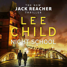 Night School by Lee Child (CD-Audio, 2016)