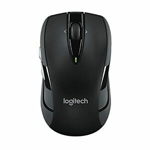 Logitech Wireless Mouse M545 Black With Unifying Receiver Very Good