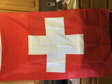 Flag of Switzerland 3x5 ft Swiss Confederation National Banner/Flag