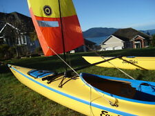 Spinnaker Sail for Kayaks and Canoes
