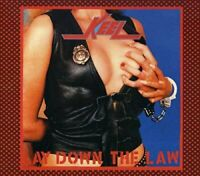 Keel - Lay Down The Law [CD]