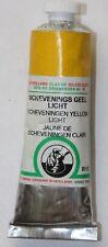 Old Holland Classic Ground Oil Paint-SCHEVENINGEN YELLOW LIGHT Series B12