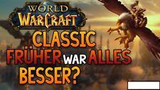 Classic WoW Accs Server NEFARIAN : Priester,Jäger,Magier,Schamane,Hexer