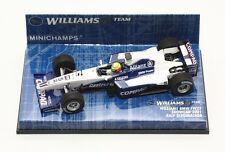MINICHAMPS WILLIAMS BMW FW22 SHOWCAR 2001 RALF SCHUMACHER 1:43