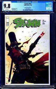 Spawn #312 CGC 9.8 Gunslinger VARIANT Spawn UNIVERSE COVER NM/MT Todd McFarlane