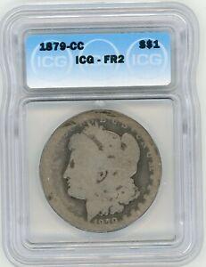 1879-CC Morgan Dollar ICG FAIR2