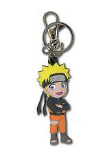 *Legit* Naruto Shippuden Authentic Anime Pvc Keychain Sd Naruto #4702