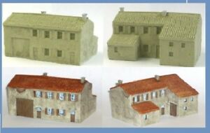 10mm Large French Village House (Code 7/015)