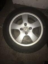 4x Alufelgen mit Dunlop Reifen 90% Profil Mini Cooper One