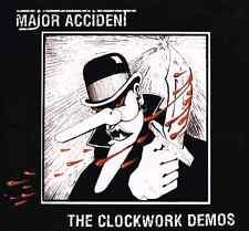 MAJOR ACCIDENT - THE CLOCKWORK DEMOS - (BRAND NEW & SEALED VINYL LP) - RRS55
