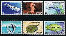 Samoa - Marine Life Definitives Official Postage Stamp Issue